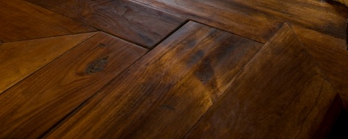 Hardwood Floor Repair