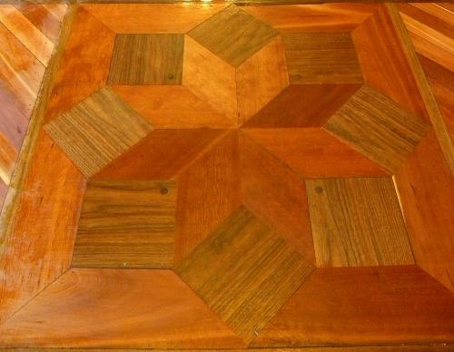 Historic Hardwood Floor Restoration