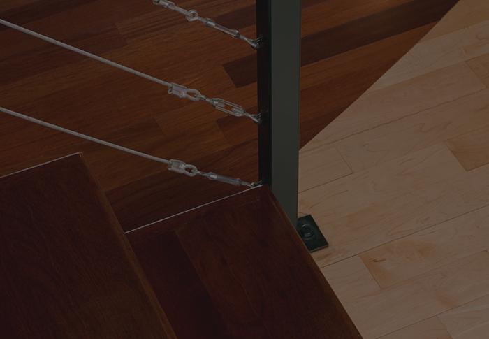 Hardwood Stairs & Trim
